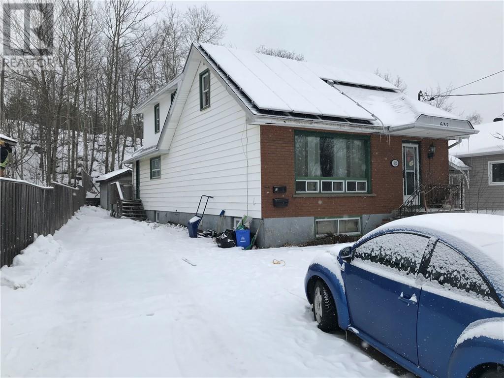632 Spruce, sudbury, Ontario